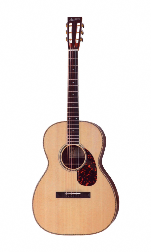 Larrivee  000 60 All Solid Spruce/Rosewood Acoustic Guitar